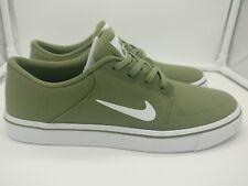 Nike SB Portmore Canvas UK 6 Palm Green White 723874311