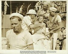 "GARY COOPER & PAUL KELLY in ""The Story of Dr. Wassell"" Original Vint. Photo 1944"