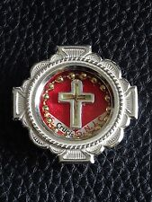 Catholic Holy Relic True Cross of Christ Passion Reliquary
