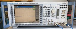 Rohde & Schwartz R&S CMU200 2.7GHz RF Generator & Spectrum Analyzer