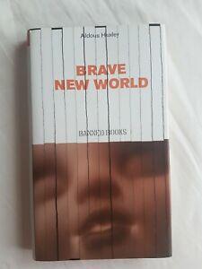 Brave new World - Aldous Huxley - Hardback - Banned Books
