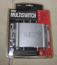 Terk Bms-34 Indoor/Outdoor Amplified Multiswitch