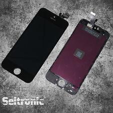 Display für iPhone 5S mit RETINA LCD Glas -SCHWARZ- PREMIUM QUALITÄT -BLACK-
