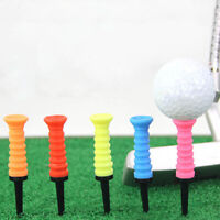 1PC Golf Elastic Tee soft rubber elastic ball nail limit resistance ball tee EB