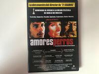 AMORES PERROS DVD EMILIO ECHEVARRIA GOYA TOLEDO ALVARO GUERRERO ALEJANDRO GONZAL