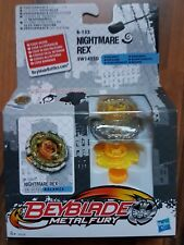 Beyblade Hasbro Metal Fury Nightmare Rex