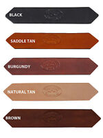 """New Barsony 1 3/4"""" (1.75"""") Heavy Duty Leather Belts for Sizes 39"""" - 46"""""""