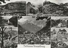 AK Schruns Vorarlberg - verschiedene Ansichten