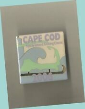 2006 Cape Cod Synchronized Skating Classic Competition Lapel Pin Ex - Scarce