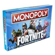Monopoly Board Game - Fortnite by Epic Games Edition  - AU STOCK FAST DELIVERY