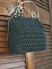womens bag, unique handmade crochet bag for her