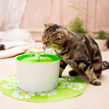 Automatic Pet Water Fountain Cat Dog Health Caring Water Dispenser 1.6L Silent