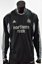 The Toon 2003-2004 adidas Newcastle United Long Sleeve Away Shirt SIZE L adults