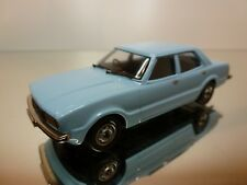 LANSDOWNE MODELS FORD CORTINA MK4 SALOON 1979 - BLUE 1:43 - EXCELLENT - 22