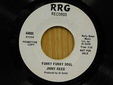 Jimmy Reed 45 Funky Soul bw Big Legged Woman - RRG VG++