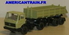 NOC16774 1//87 Schilter tracteur benne