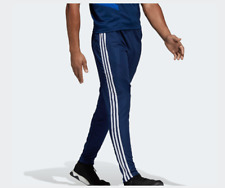 New Men ADIDAS Tiro 19 Training Climacool Pants (DT5174)  Dark Blue // White