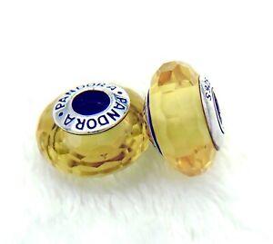 Citrine Yellow Faceted Glass Gift Box Charm Present Box Charm Earring Charm Gold Rim PC-0224 15x10mm Christmas Charm Bracelet Charm