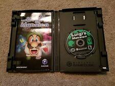 Luigi's Mansion - Complete in Box - Great Condition - Fast Shipping