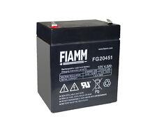 Fiamm FG20451 Batteria al piombo ricaricabile 12V 4,5Ah