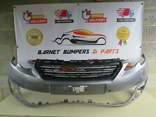 PEUGEOT 308  FRONT BUMPER 2014 ON GENUINE AA36136466