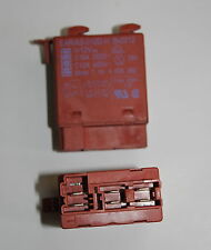 MIELE WASHING DRYER 12V HEATER RELAY P/No 4028380 W800 W900 W945 WT946 SERIES