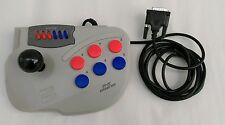 Original vtg. InterAct PC Arcade Pro fighting joystick controller SV-247 Windows