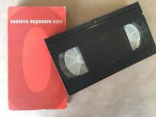 eastern exposure Zero Vhs Skate Video Tape Rare