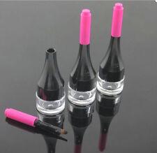 10 Pcs Empty Eyelashes Tube Mascara Container PETG Eyeliner Bottle brush bottle