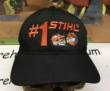 #1 STIHL chainsaw Concrete Saw Vintage SnapBack Hat Cap Outfitters