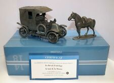 Atlas Editions 1/24 Marne Taxi & Warhorse 1914  HE06