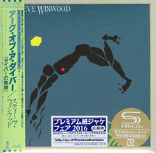 STEVE WINWOOD-ARC OF A DIVER-JAPAN MINI LP SHM-CD Ltd/Ed G00