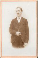 CAB Foto Feiner Herr - um 1900