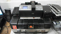 Ericsson FSU 925 SM MM Fiber Fusion Splicer w/ Case Type 8826 Power Supply