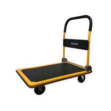 660 Lbs Capacity Heavy Duty Folding Platform Cart Nj Pick Up Only