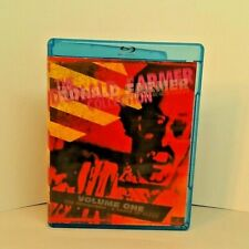 DONALD FARMER Collection Vol 1 Early Shorts BLU RAY w/ Poster  CANNIBAL HOOKERS