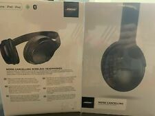 🔥SHIPS TDY🔥 Bose QC Noise Cancelling Wireless Headphones Black 🔥SEALED🔥