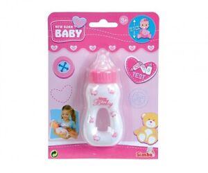 Simba 105563965 - New Born Baby - Magic Bottles
