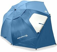 Outdoor Canopy, Umbrella Sun Protection Sports Beach XL Portable All-Weather New