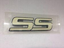GENUINE GM SS Nameplate Door Emblem HHR TRAILBLAZER IMPALA...GM# 15211285 NEW!
