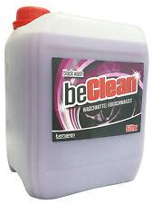 Flüssigwaschmittel beClean Black 3x5l Waschmittel für schwarze Wäsche