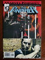 THE PUNISHER #1 MARVEL KNIGHTS (Marvel Comics 2001) Garth Ennis