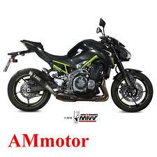 Mivv Kawasaki Z 900 2017 17 Terminale Di Scarico Marmitta Gp Pro Carbonio Moto