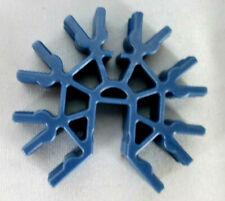 K'Nex Parts - 360 Degree 7 Position Interlocking Connector Blue & Black