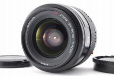 NEAR MINT++ MINOLTA AF 24-50mm f/4, Genuine Case, F&R Lens Caps from Japan R0101