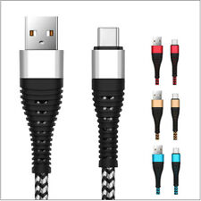 Strong Head Braided USB Data Sync Charger Cable For Lenovo A789