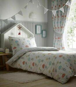 SHEEP DREAMS Single bed duvet cover & pillow case set