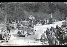 MARVILLE / FORET d'ORLEANS (45) CHASSE à COURRE Rendez-vous animé période 1920