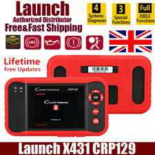 Launch X431 CRP129 OBDII Car Fault Code Reader Creader VIII Diagnostic Scanner