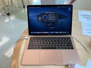 "Apple MacBook Air 13.3"" (128GB SSD) Gold | MacOS Big Sur"